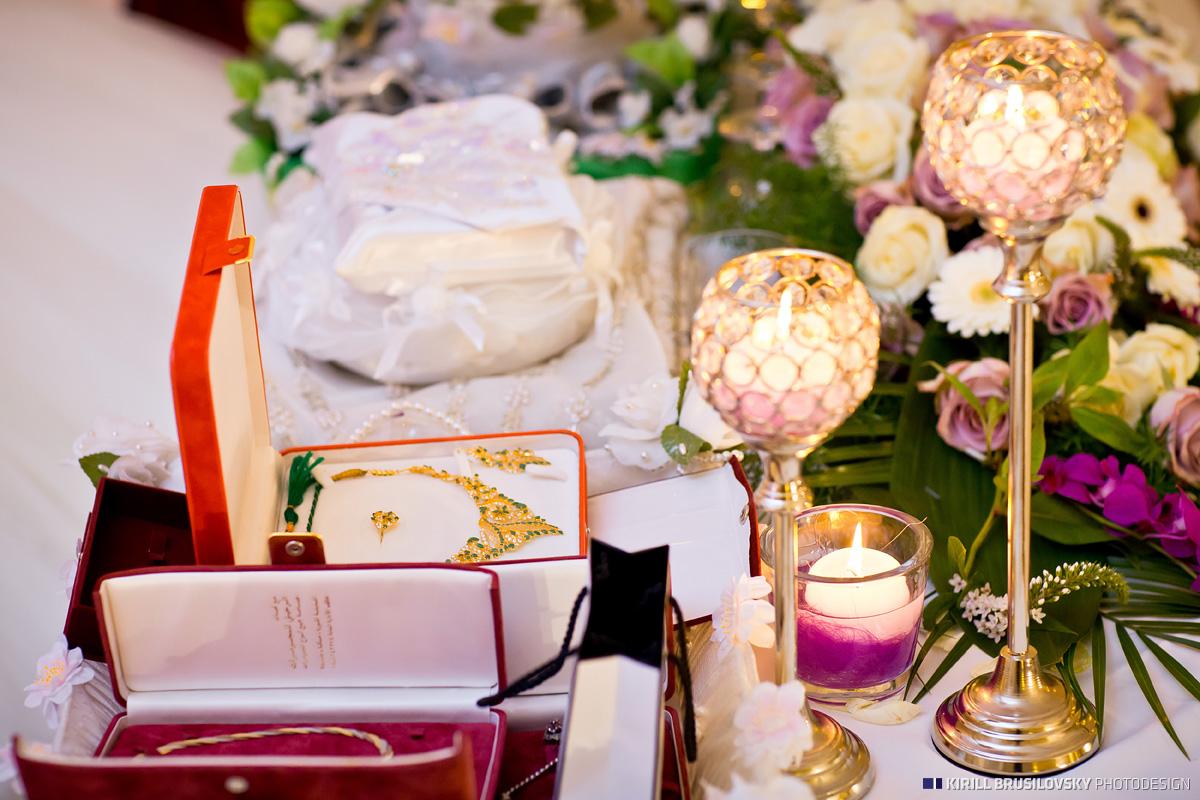 Hochzeits-Zeremonie Zubehör
