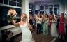 Vor dem Brautstraußwurf