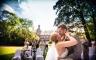Hochzeit der Kuß