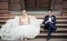 Hochzeitsfotos bei Schloß Philippsruhe in Hanau