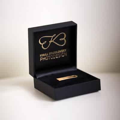 USB-Stick gold